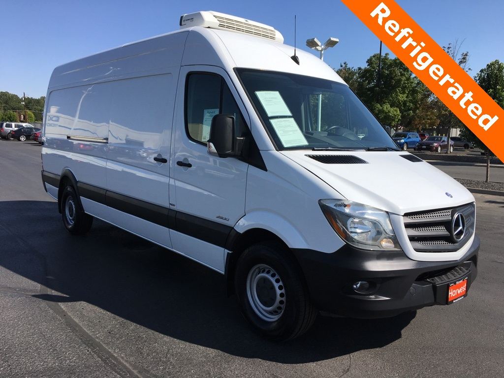 Pre-Owned 2015 Mercedes-Benz Sprinter 2500 Cargo 170 WB