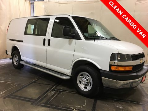 Pre-Owned 2018 Chevrolet Express 2500 CARGO VAN