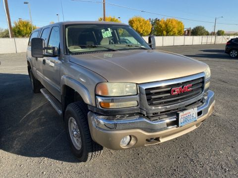 Pre-Owned 2004 GMC Sierra 2500HD SLE