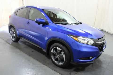 New 2018 Honda HR-V EX-L