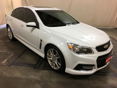 Pre-Owned 2015 Chevrolet SS Base